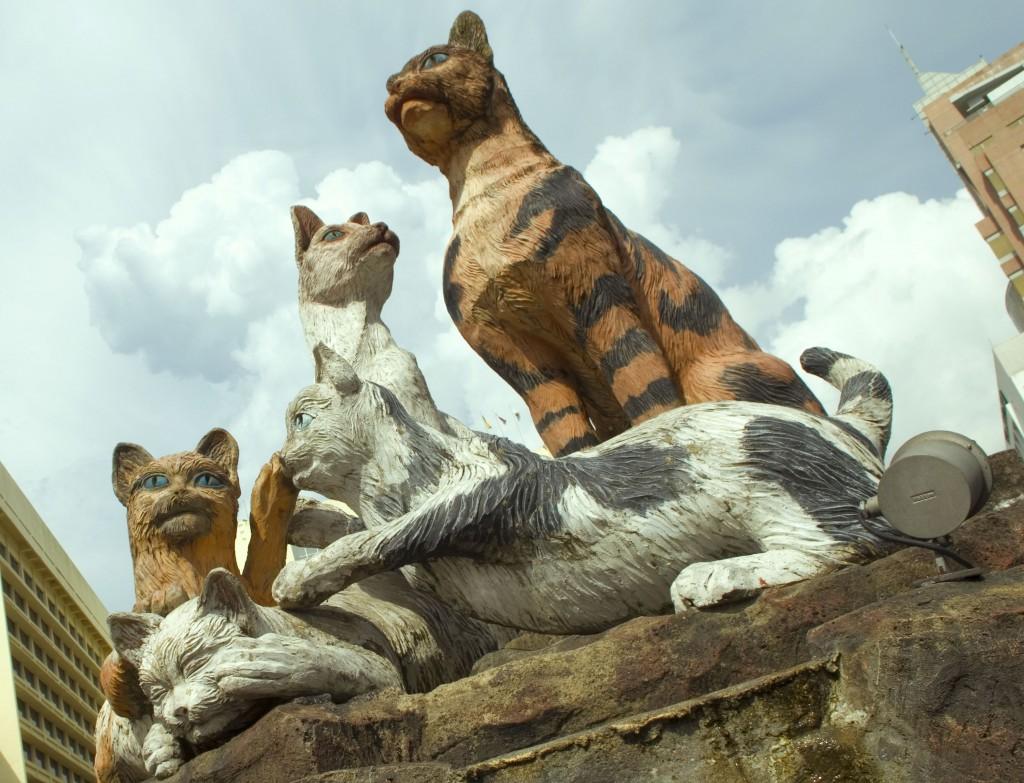 Malaysia – Wir stellen vor: KUCHING  – das Tor zu den Regenwäldern und zur exotischen Kultur