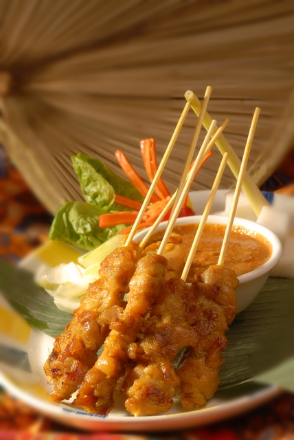 So schmeckt Malaysia: Satay