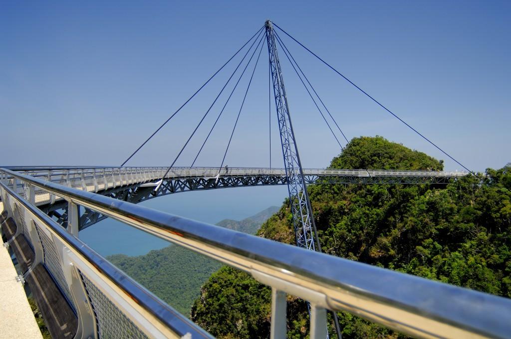 Malaysia - HANGING BRIDGE CABLE CAR