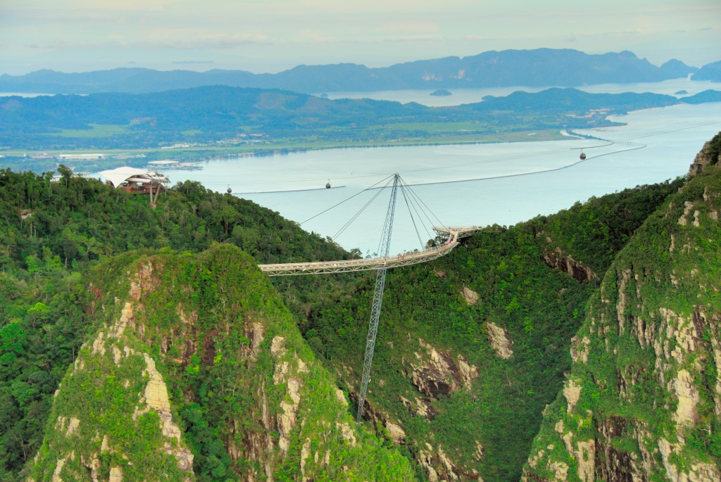 Atemberaubende Aussichten in Malaysia