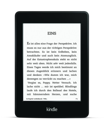 Kindle Paperwhite 2