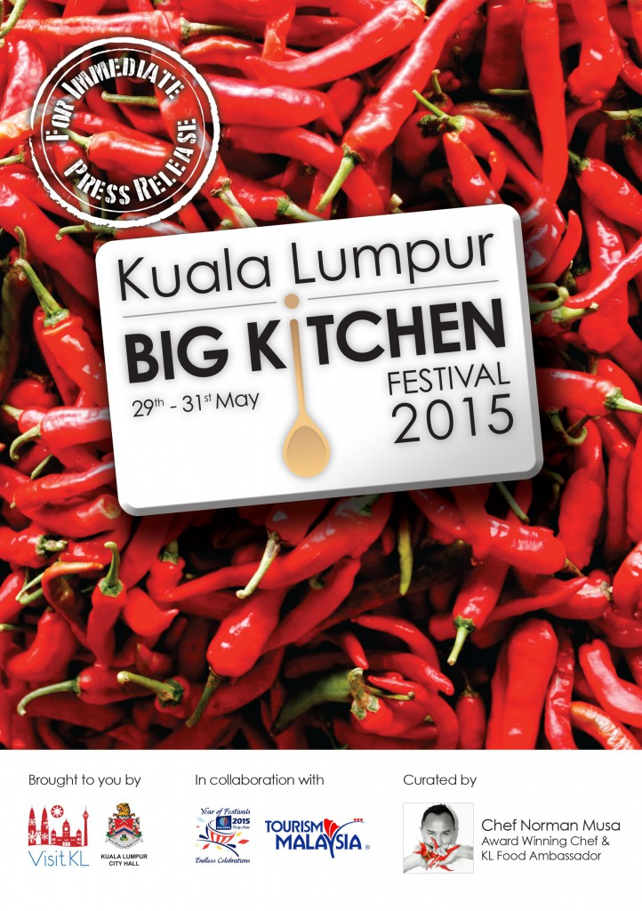 BIG KITCHEN 2015 — Paradies für Gourmets