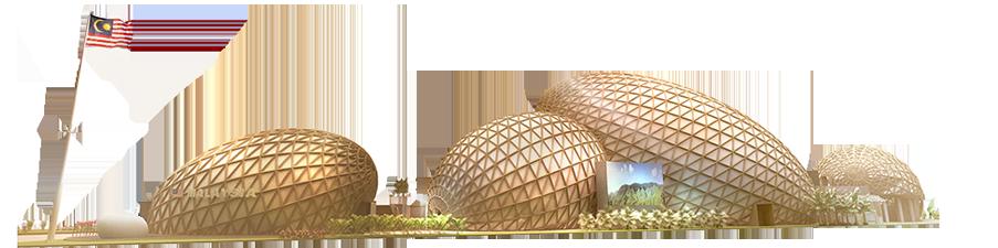 Ein Pavillon im Zeichen der Nachhaltigkeit