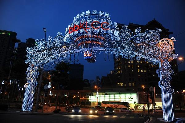 Wir stellen vor: Weihnachten in Malaysia oder 1Malaysia Year-End Sale