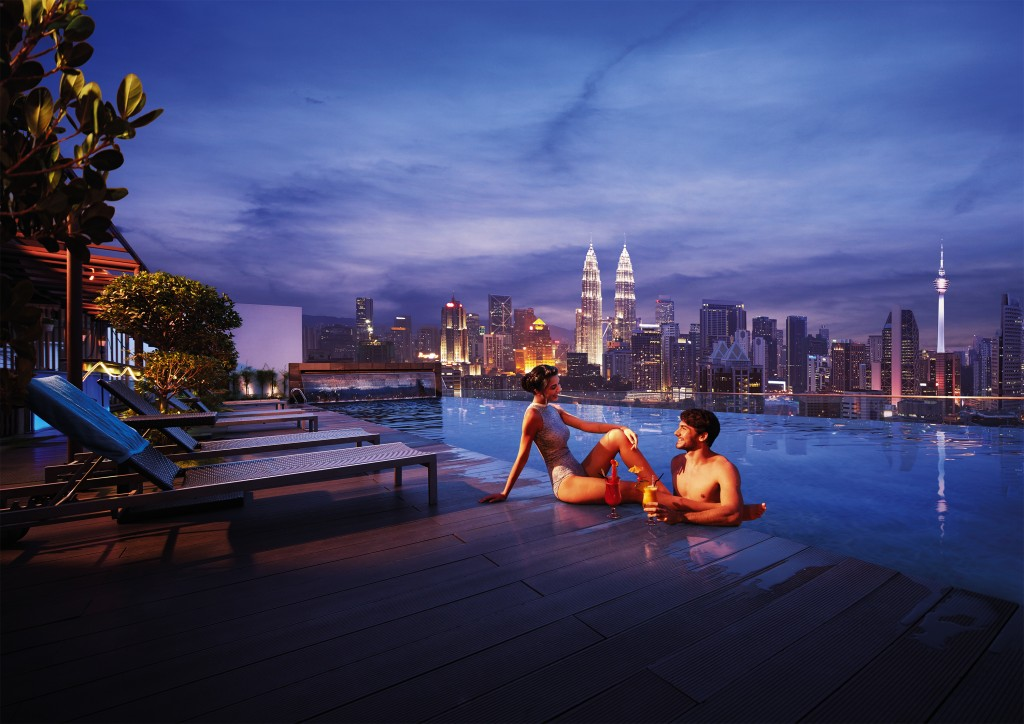 Kuala Lumpur: Eine atemberaubende Aussicht auf die Kult-Metropole
