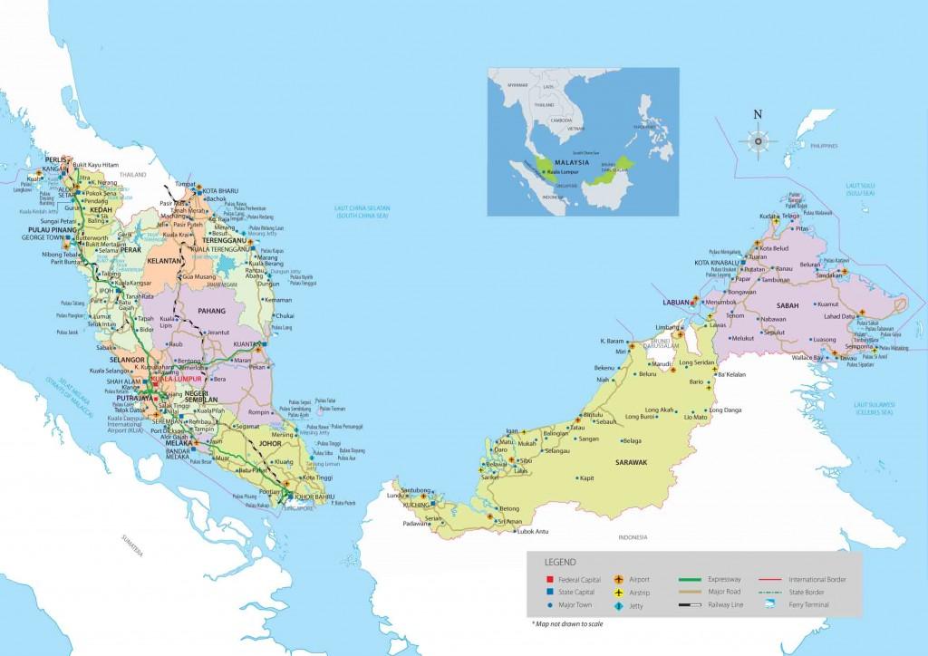 """Malaysisch to go! – Der Wortschatz für """"Einmal quer durch Malaysia"""""""