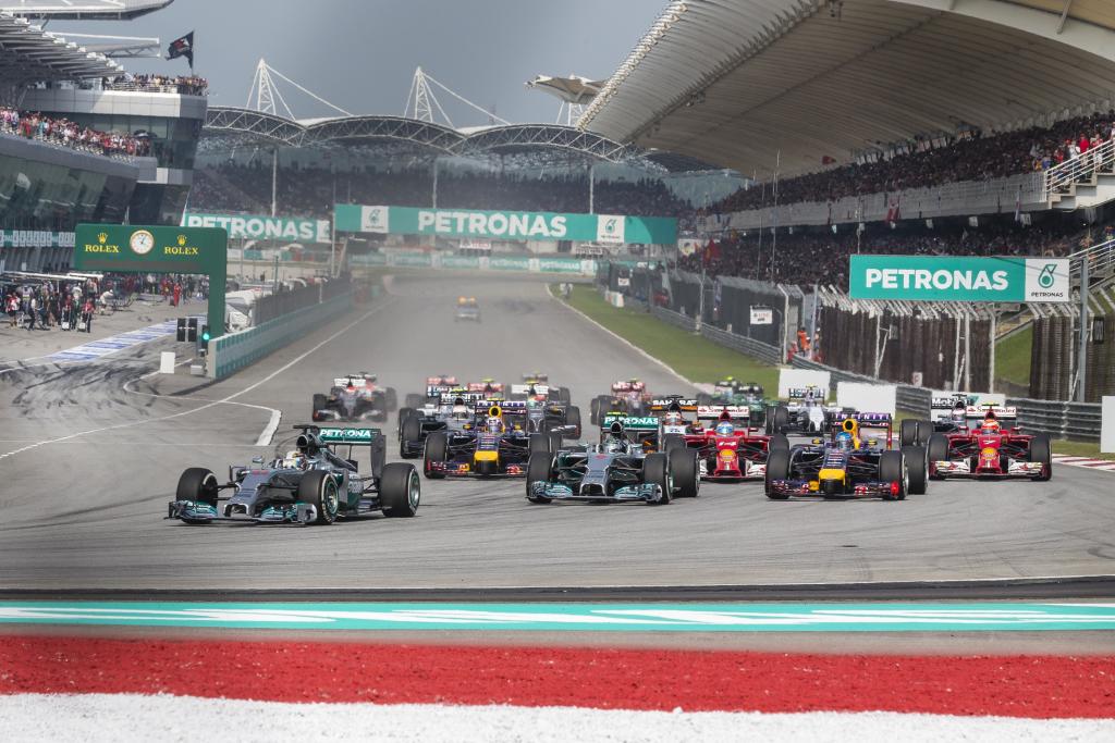 Grand Prix in Malaysia – Adrenalin pur!
