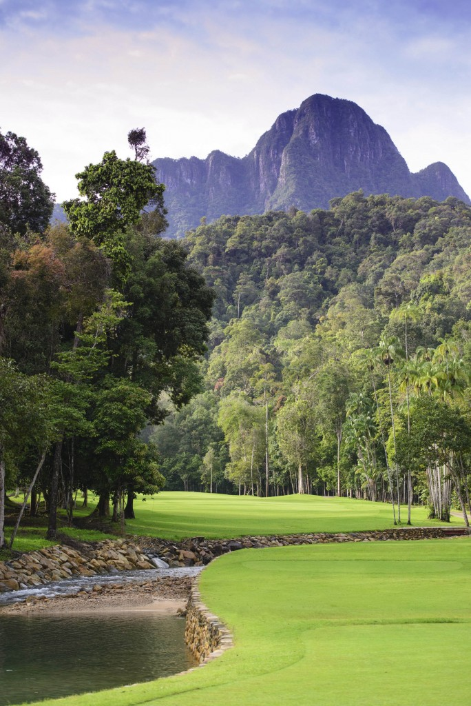 World Amateur Inter-Team Golf Championship in Malaysia:
