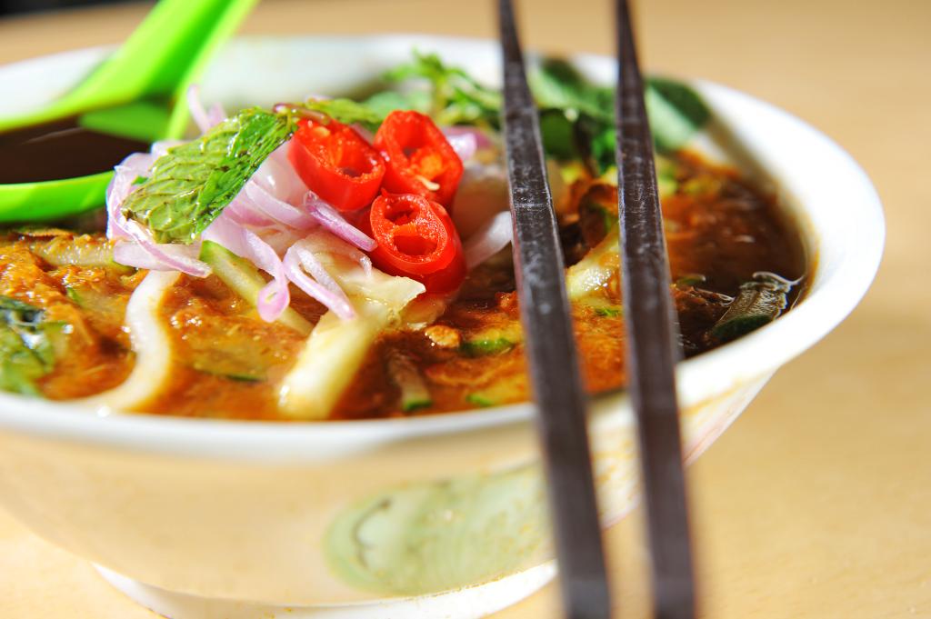 """Malayische Kochkunst in Frankfurt: Neueröffnung des """"Pandan"""""""