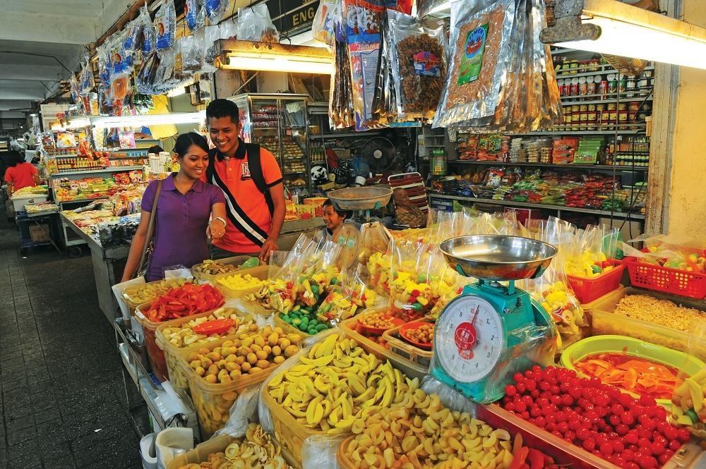Malaysisch to go!  Der Wortschatz für den Basar/ Nachtmarkt