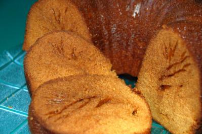 So schmeckt Malaysia: Kek Gula Hangus (Malaiische Karamellkuchen)