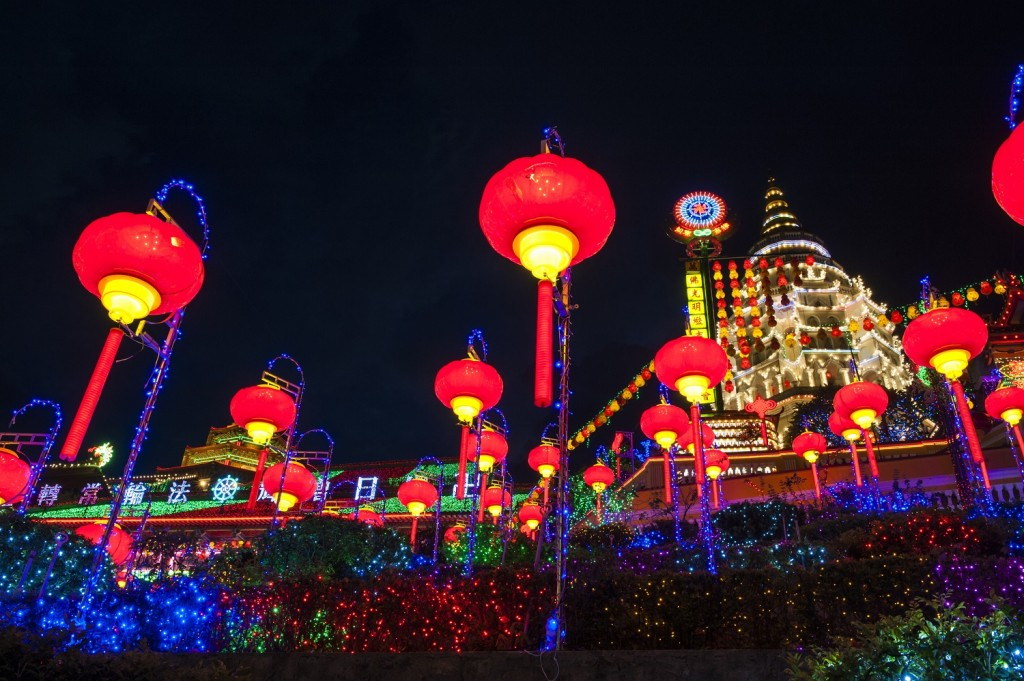 Ein anderes neues Jahr in Malaysia: Chinese New Year