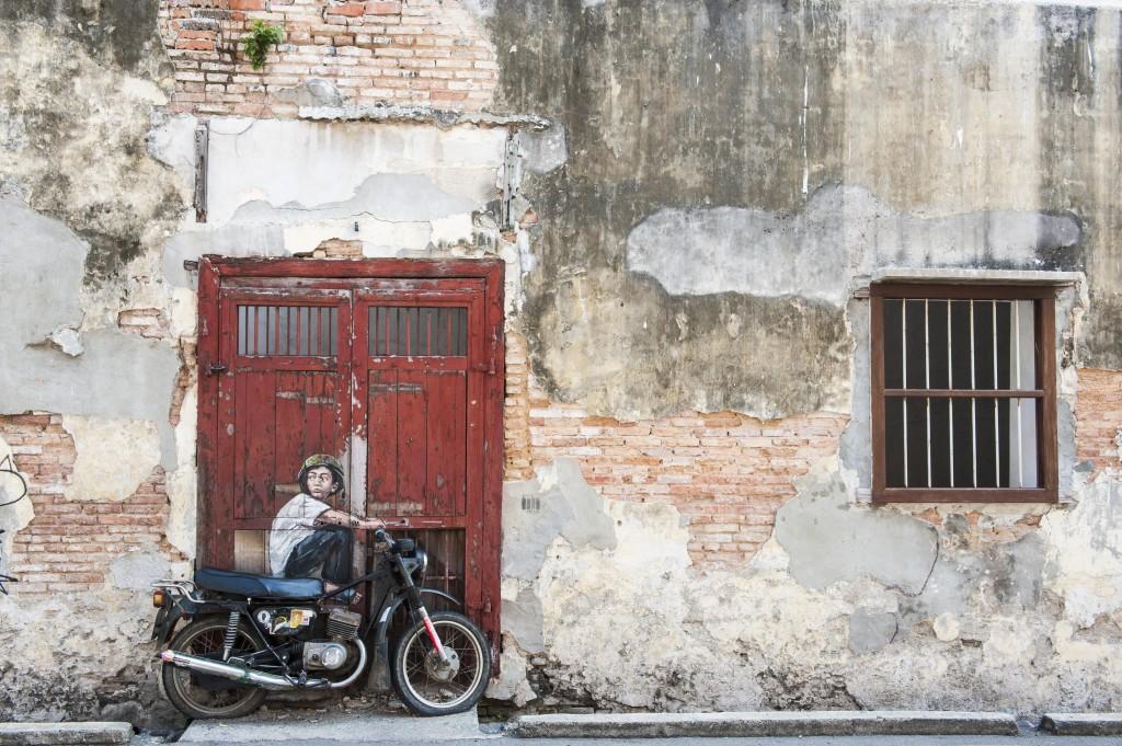 Malaysia auf YouTube: George Town, Penang (Malaysia)