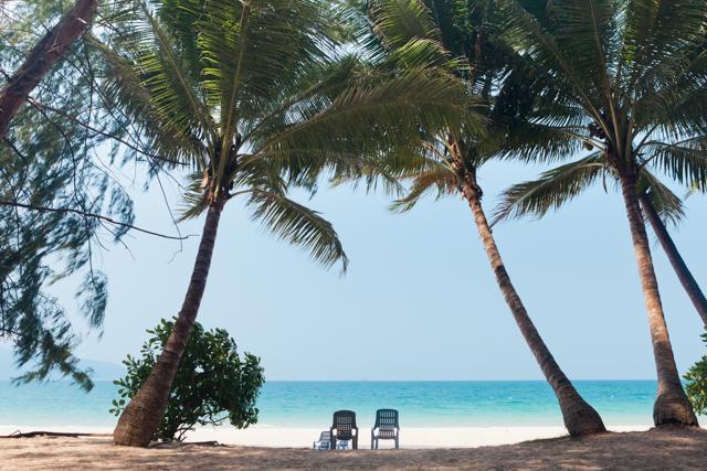 Robinson Crusoe Flair in Malaysia – Traumstrände en masse