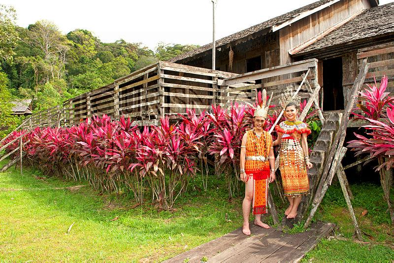 """Wir stellen vor: Sarawak – """"Land der Nashornvögel"""""""