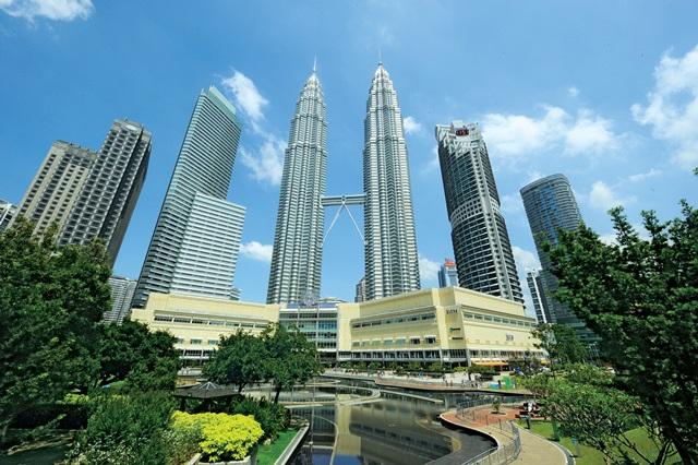 Malaysia im TV: Kuala Lumpur