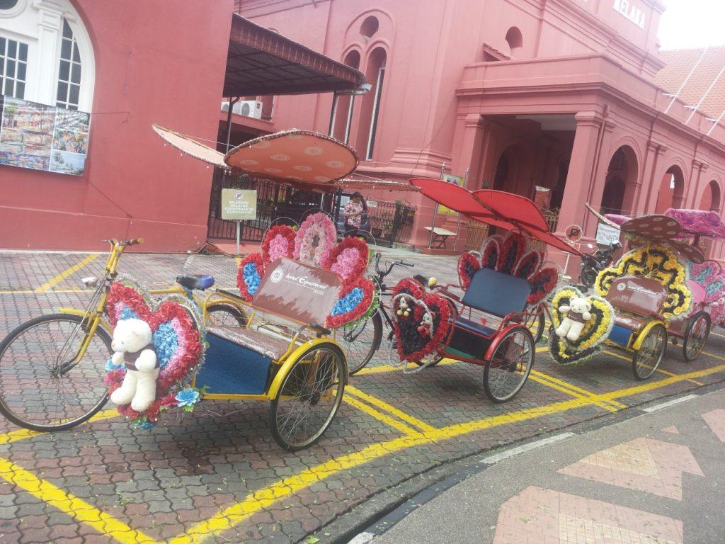Malaysia im TV: Malakka & Penang