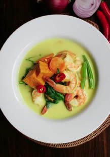 Die malaysische Küche
