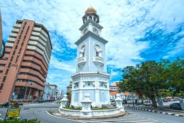 George Town – Es gibt viele George Towns weltweit