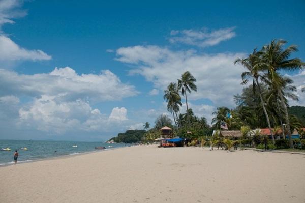 Strandzeit in Penang