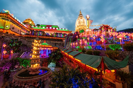 Must-Sees in Penang