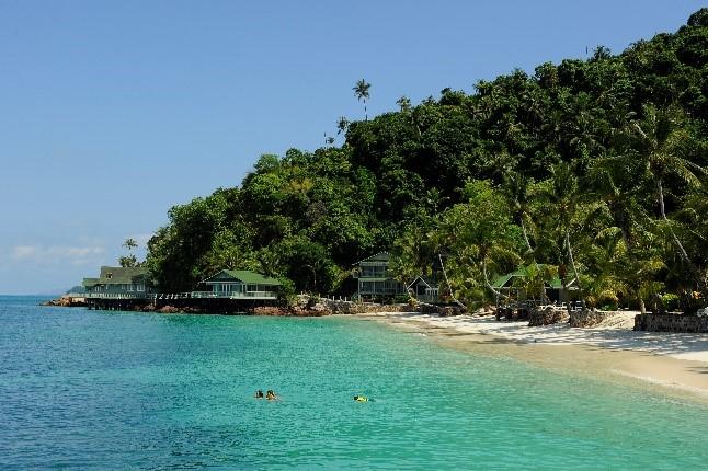 Strandparadies Malaysia: Einen Strand für sich allein