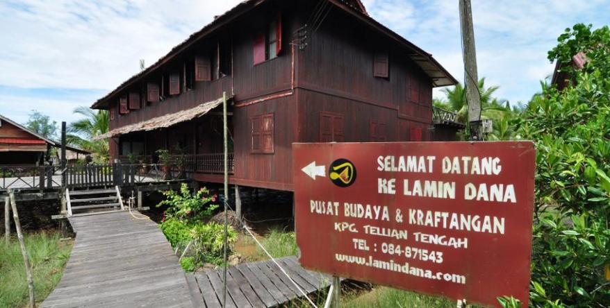Erkundung des Melanau-Erbes in Lamin Dana